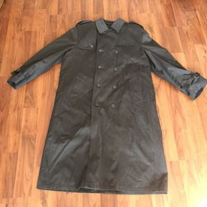 Silver Cloud Thermolite Actv Trench Coat